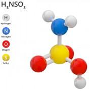 Acide Sulfamique 99.5% - CAS N° 5329-14-6 - Acide sulfamique 99.5% en cristaux (CAS 5329-14-6)
