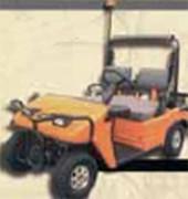 Véhicule électrique de manutention silencieux Charge 300 Kg - Charge totale : 300 kg max.