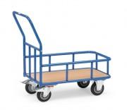 Chariot de magasin 1 plateau - Charge (Kg) : 400