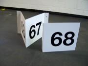 Pancarte signalétique entrepôt standard