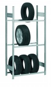 Rack stockage pneu - Une solution évolutive