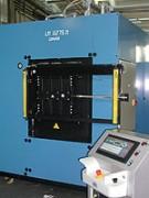Machine de lavage circuit fermé - Panier de lavage porte-pièces avec option rotation