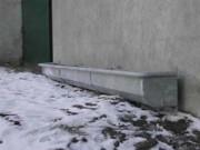 Abreuvoirs muraux - Fixation murale