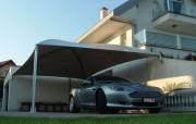 Abri auto anti pluie - Dimensions disponibles suivant le modèle