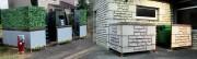 Abri conteneur palissade - Disponibles en 3 longueurs et 4 hauteurs