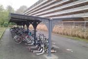 Abri cycles sur mesure - Vélos, motos ou scooters