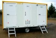 Abri de décontamination pour amiante - K516 - 80322