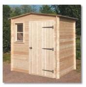 Abri de jardin bois 3.36 m2