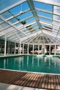 Abri de piscine motorisé - Adaptable selon les dimensions de votre piscine