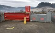 Equipement de quai déchetterie - Protection anti-chute