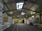Abri de stockage sans fondation - Portée de 15 à 30 mètres