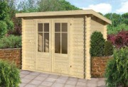 Abri jardin mono pente - SurfaceDe 0 à 10 m2 - Épaisseur du bois28 mm