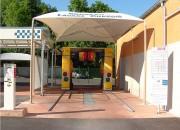 Abri lavage auto toile Aérée - Une protection pour vos stations de lavage