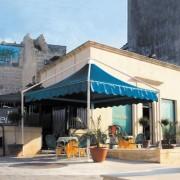 Abri modulaire - Structure en acier galvanisé - toile de toit en polyester et PVC