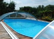 Abri piscine en kit Multi dôme - Multi dôme