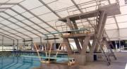 Abri piscine Largeurs 10 à 40 metres - Largeurs disponibles (m) : 10 à 40