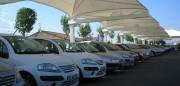 Abri pour parc automobile - Dimensions standard ou sur mesure