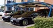 Abri pour voitures - Abris modulaires disponibles en plusieurs modèles – Fabrication sur mesure possible