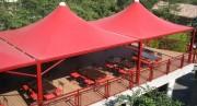 Abri terrasse café - En plusieurs couleurs et design
