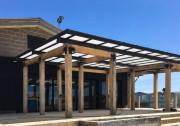 Abri terrasse restaurant - 4, 6 ou 8 modules