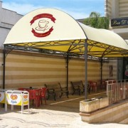 Bache Cristal Terrasse Restaurant Abri Et Bache De Protection
