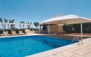 Abri toile pour piscine - Protection contre les UV