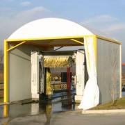 Abri Tunnel classique - Surface de 9 à 36m² - Pour véhicule
