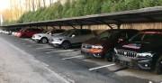 Abri voiture carport provencal Prestige   - Abri voiture professionnel de 1 à 3 places