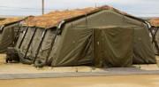 Abris temporaires à déploiement rapide - Applications militaires, gouvernementales, humanitaires