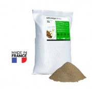 Absorbant fibre de coton naturel - Capacité : 25 L