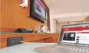 Accès haut débit internet pour hôtel - Accès internet haut débit dans chaque chambre