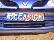 Accessoire exposition automobile