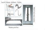 Accessoires de rayonnage - Profondeur mm : 375-450 et 600