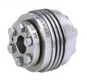Accouplement flexible à serrage par cônes - Couples maximum transmissibles de 36 à 5000 Nm