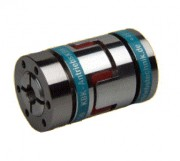 Accouplement flexible avec serrage par cônes extérieurs - Couples maximum transmissibles de 12,5 à 525 Nm