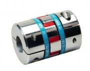 Accouplements flexibles à anneau élastomère - Couples maximum transmissibles de 0,5 à 525 Nm