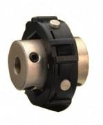 Accouplements flexibles à déplacement latéral - Couples maximum transmissibles de 0,3 à 12 Nm