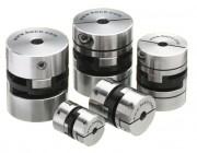Accouplements flexibles à disque - Composés de 2 moyeux et un disque de transmission