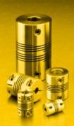 Accouplements flexibles en acétal - Couples maximum : De 0,24 à 4 Nm