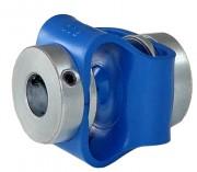 Accouplements flexibles en elastomère - Couples maximum transmissibles de 0,5 à 1,5 Nm