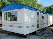 Achat mobil home occasion - Surface : 25 m2