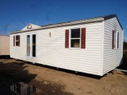 Achat mobil home pour camping - Surface : 32 m2