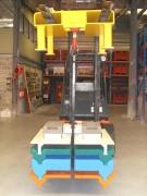 Achat ou location de charges fixes - Charges modulables à partir de 5 kg jusqu'à 20T