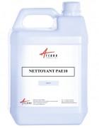 Acide Chlorhydrique 30 - 32% - CAS N° 7647-01-0 - NETTOYANT PAE 10 : Nettoyant Neutre Graisses