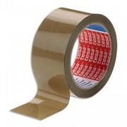 Adhésif d'emballage polypro 100 x 50 havane - Tesa