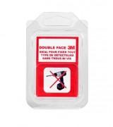 Adhésif double face pour détecteurs - Installation simple  -   Compatible avec tous les détecteurs