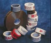 Adhésif PP ou PVC imprimé - Destiné à la fermeture manuelle ou machine des caisses carton et/ou des colis