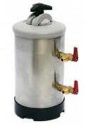 Adoucisseur d'eau à cartouche acier - Capacité : 12 Litres