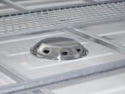 Aérateur de toit pour voiture - Fonctionnement par système à dépression