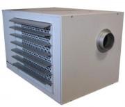 Aérotherme au fioul Hélicoïde - Débit calorifique : 32.3, 53.7, 76 kW